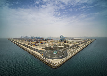 Khalifa Port: in expansion mode