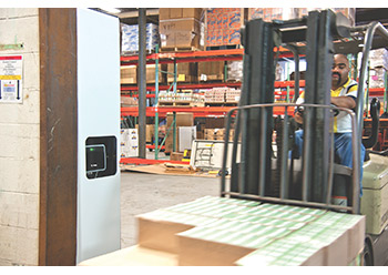 Warehouse operators need to track inbound and outbound shipments