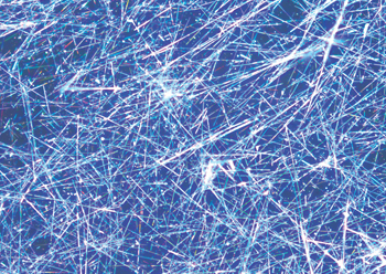 Silver nanowires are considered as the next generation transparent conductive electrodes