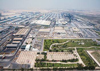 Alba today produces more than 2 per cent of global output and 15 per cent of Bahrain's GDP