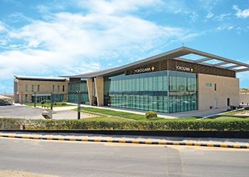 Yokogawa's office in Saudi Arabia