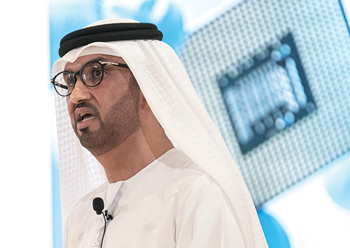 Al Jaber: the new strategy will boost productivity