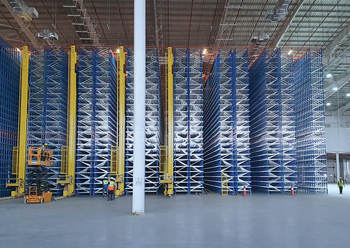 Acme ASRS installation