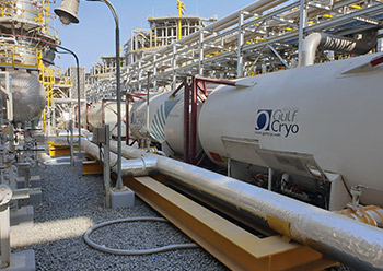Gulf Cryo: a leading provider of industrial gas solutions