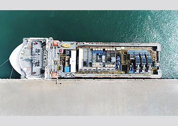 Ofco: taking its strategic move into offshore logistics to new heights