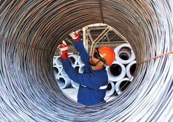 Emirates Steel: supporting the UAE's 'Make it in the Emirates' efforts